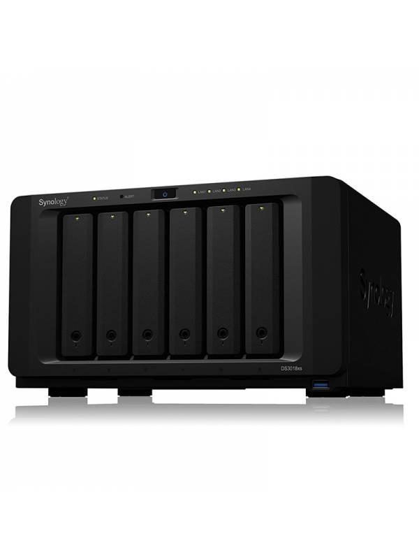 CAJA NAS DS3018XS SYNOLOGY 6X  HDD HASTA 60TB