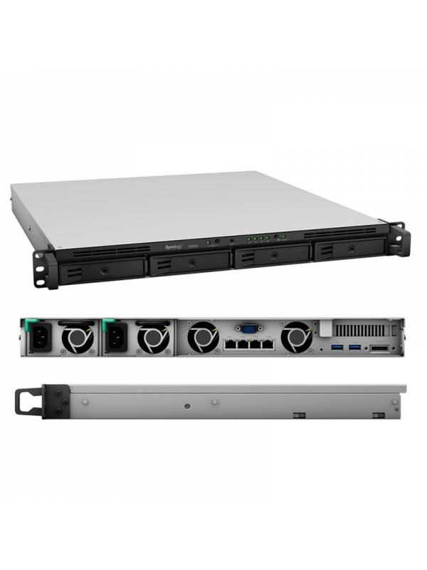 RACK SERVER 1U SYNOLOGY RS818R P+  ATOM C2538