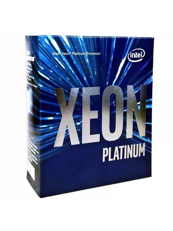 CPU INTEL S-3647 XEON 8160 2.1 GHZ PLATINIUM BOX