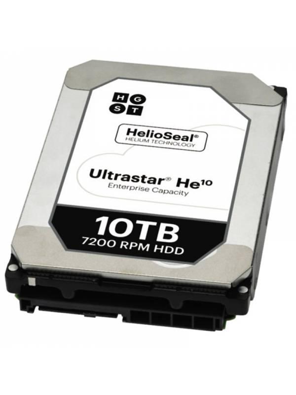 DISCO 3.5  10TB WD SATA3 ULTR ASTAR