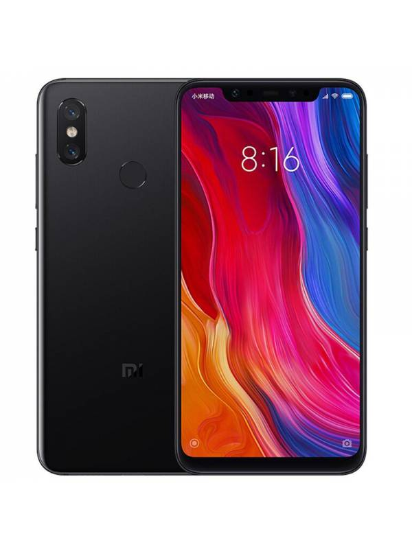 SMARPHONE 6.21 XIAOMI MI 8    6GB 64GB NEGRO