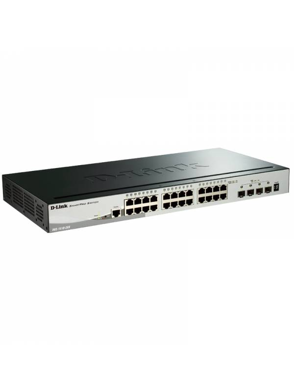 SWITCH GIGA 28PTOS DLINK DGS-1 510-28X