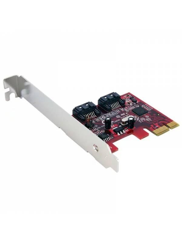 CONTROL. 2 PTOS SATA PCIEX     2 PTOS INTERNOS STARTECH