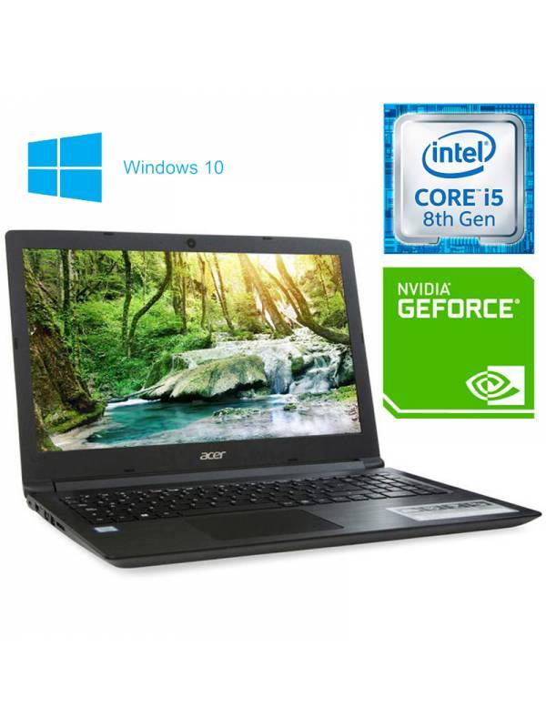 NB 15.6 ACER A315-53G-GDX I5- 8250U 8GB 240GB SSD GF W10