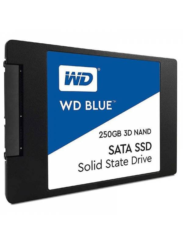 DISCO SSD  250GB WD SATA BLUE