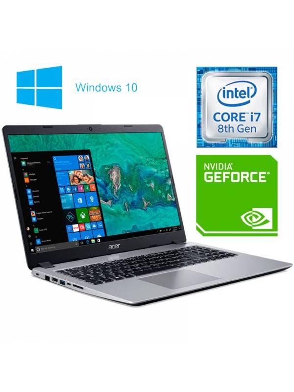 NB 15.6 ACER A515-52G-73ML    I7-8565U 8GB SSD 128GB+1TB W10