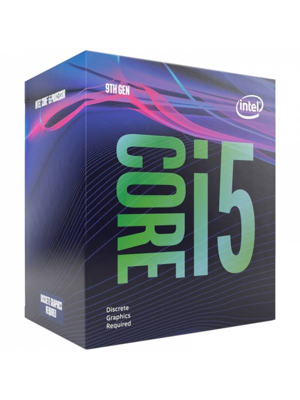 CPU INTEL S-1151 CORE I5-9400F  2.9GHz BOX