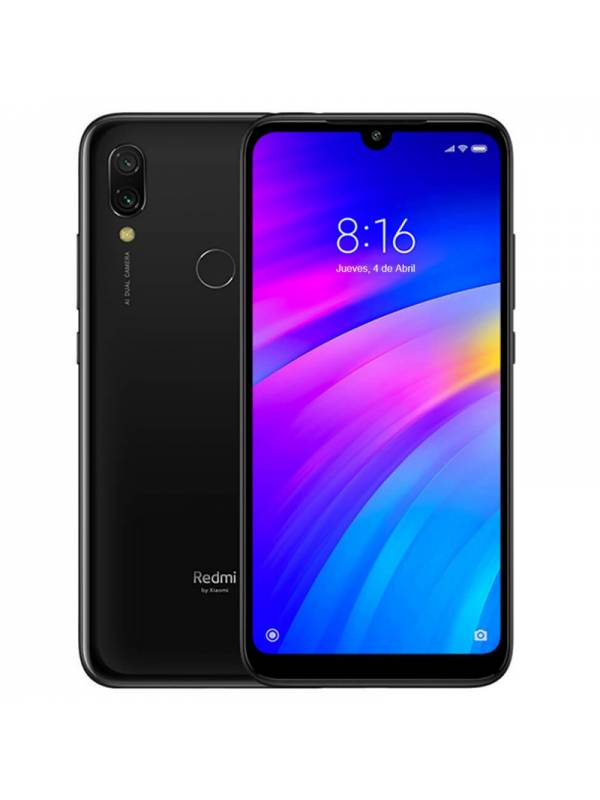 SMARTPHONE 6.26 XIAOMI REDMI  7  3GB 32GB NEGRO