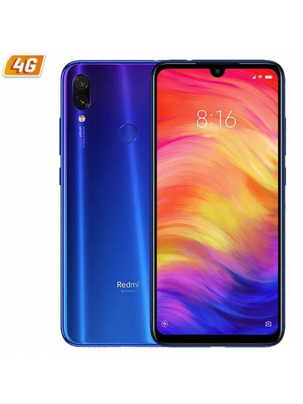 SMARTPHONE 6.30 XIAOMI REDMI  NOTE 7 4GB 64GB BLUE