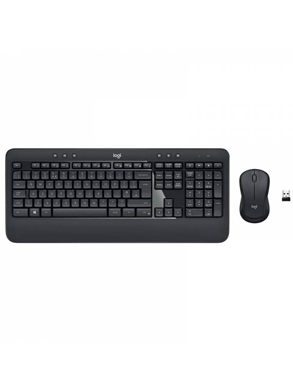 TECL+RAT CORDL. LOGITECH MK540  ADVANCED NEGRO
