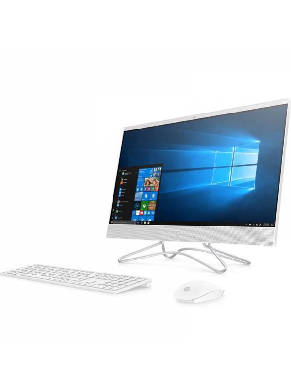 LCD PC 23.8 HP 24-F0032NS I3- 8130U 8GB SSD 256GB W10 WHITE