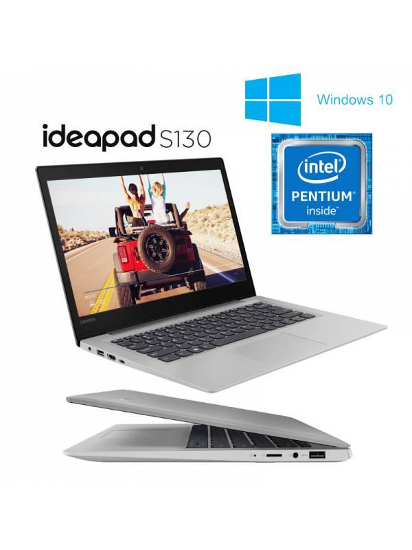 NB 14 LENOVO S130-14IGM N4000  4GB 64GB eMMC W10 GRIS