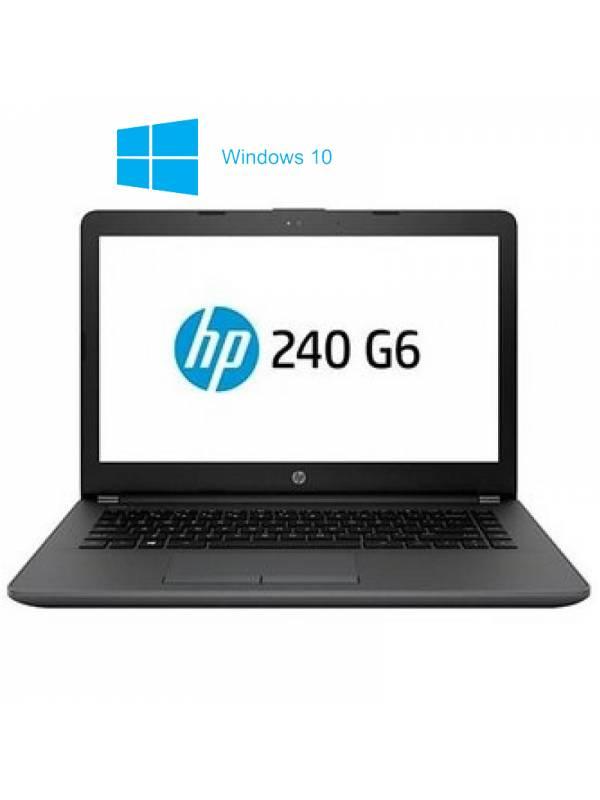 NB 14 HP 240 G6 I5-7200 8GB   SSD 256GB W10 NEGRO