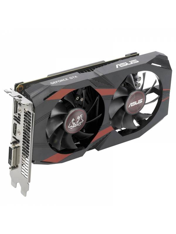 VGA GEFORCE  4GB GTX 1050TI   PCIEX GDDR5 ASUS CERBERUS
