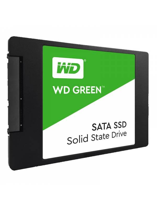 DISCO SSD  120GB WD SATA3 GREE N SIN ADAPTADOR