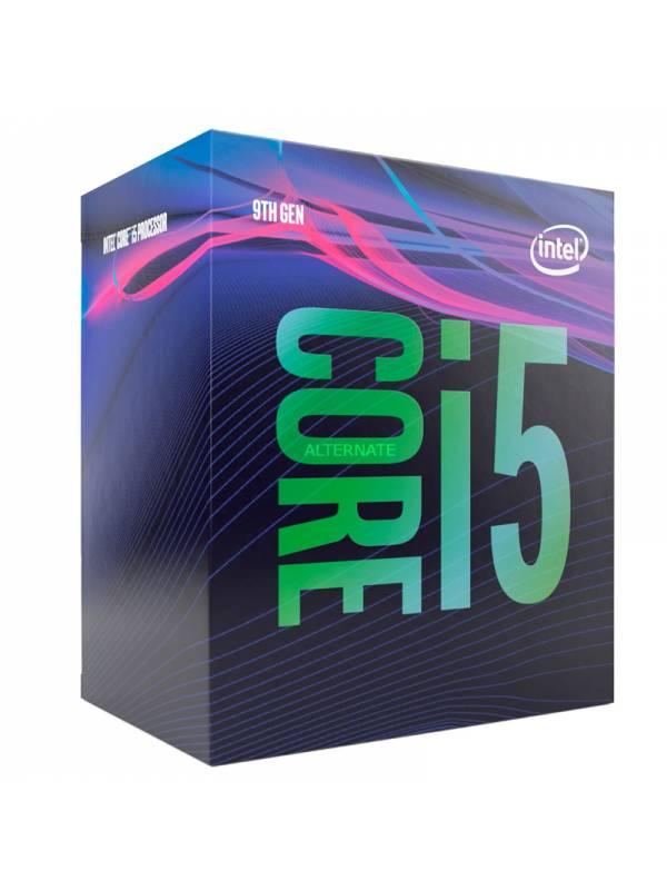 CPU INTEL S-1151 CORE I5-9500  3.0 GHZ BOX
