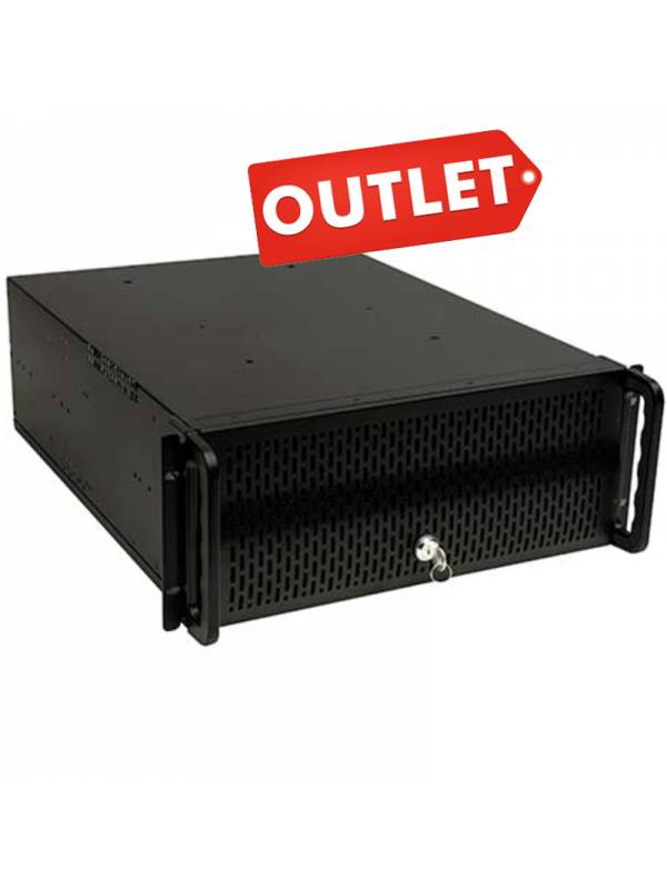 RACK SERVER 19 4U UK-4129 NEG RA OUTLET