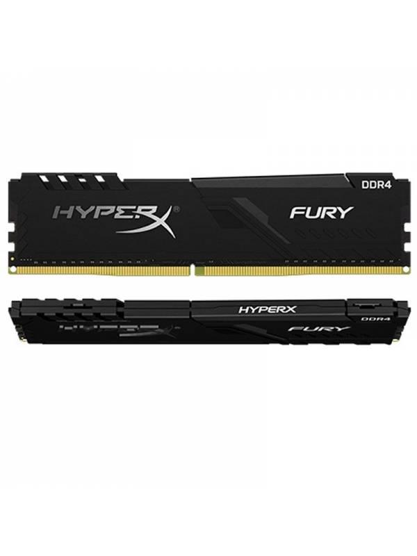 DDR4 16GB2400 KINGSTON HYPERX  FURY BLACK