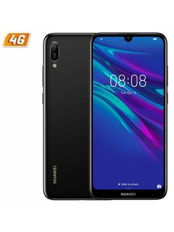SMARTPHONE 6.09 HUAWEI Y6 201 9 2GB 32GB BLACK