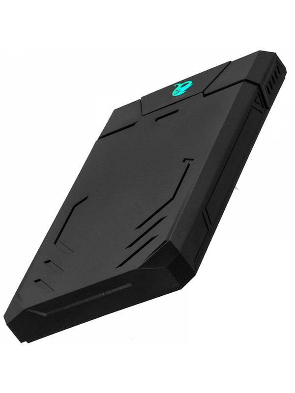 CAJA 2.5 USB 3.0 COOLBOX DEEP GAMING NEGRA