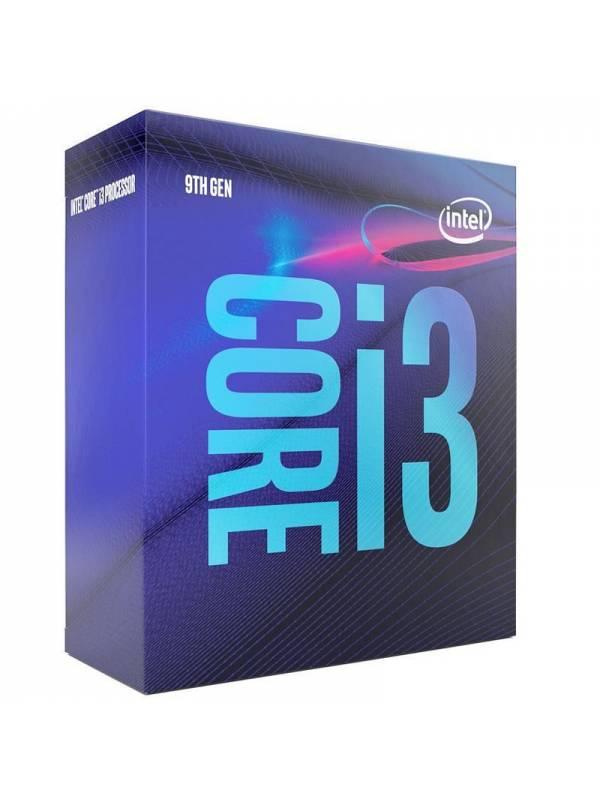 CPU INTEL S-1151 CORE I3-9100  3.6GHZ