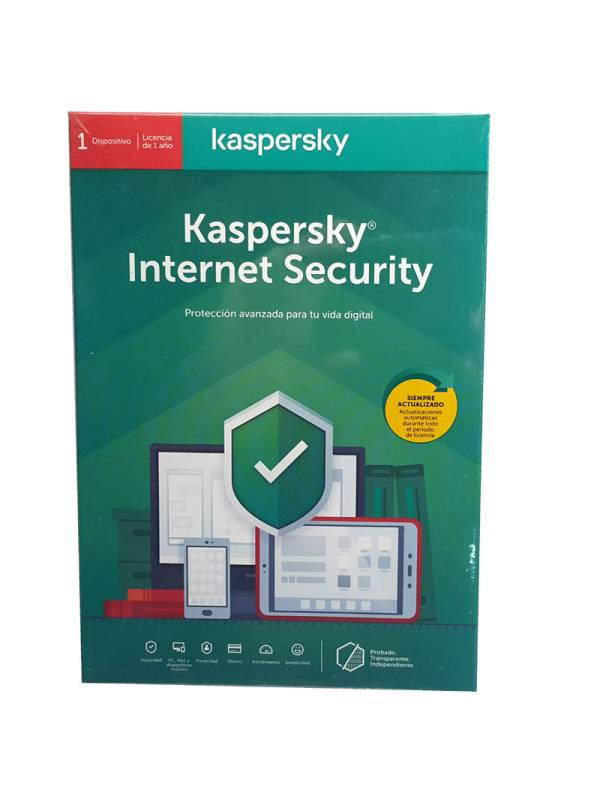 AV IS. 1LC KASPERSKY IS 2020   MUTI-DISPOSITIVOS