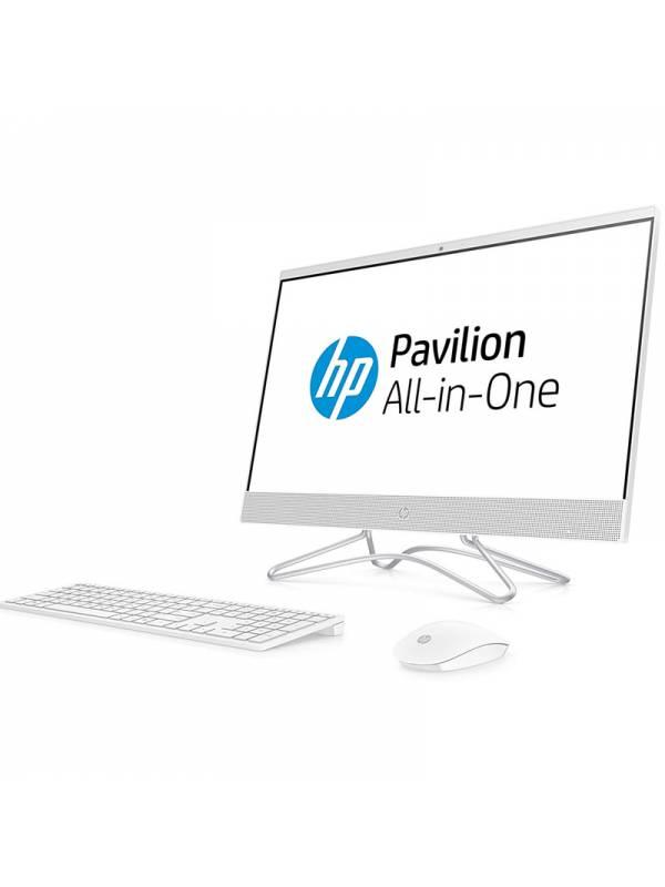 LCD PC 23.8 HP 24-F0010NS I3- 8130 8GB SSD 256GB W10 BLANCO