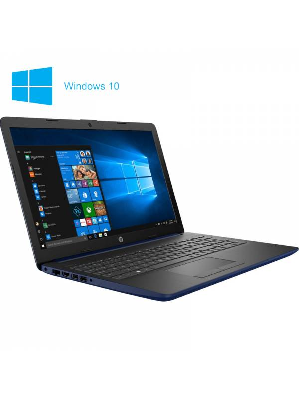 NB 15.6 HP 15-DA0187NS I3-702 0U 8GB SSD 480GB W10 AZUL
