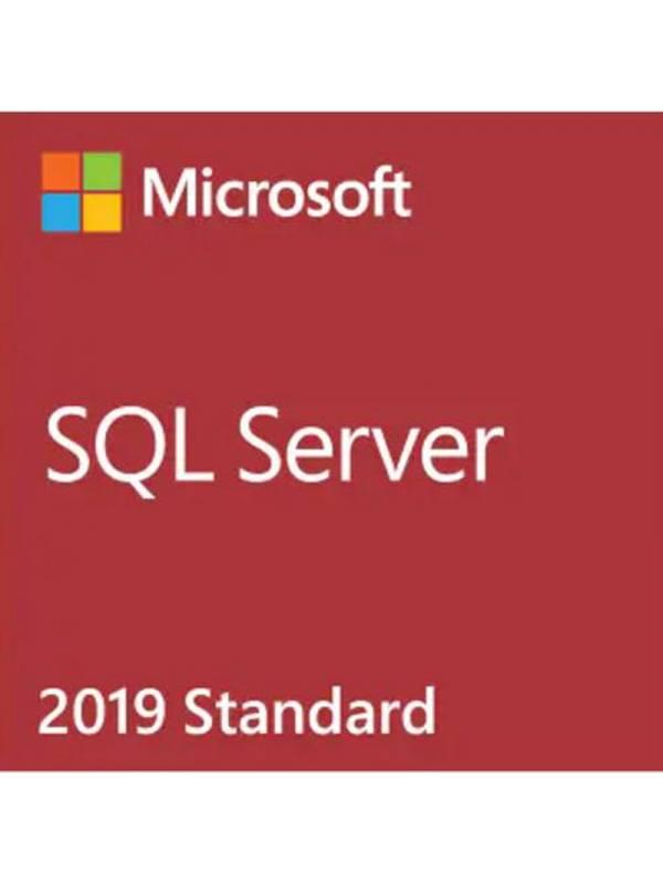 SQL SERVER STD ED 2019 OPEN