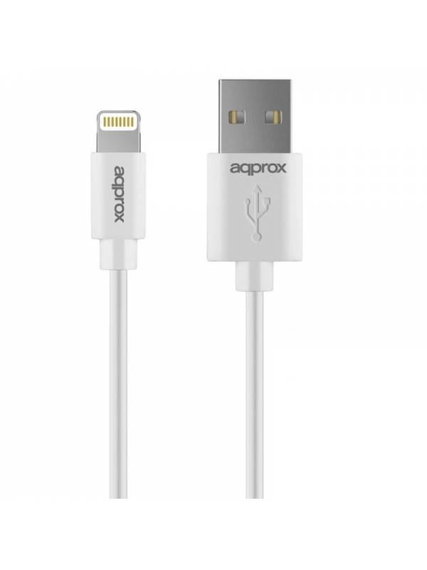 CABLE USB A MICRO USB & LIGHTN ING 2 EN 1 IPHONE Y ANDROID