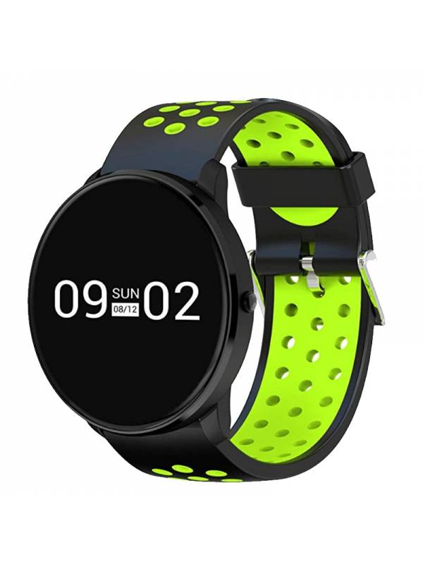 RELOJ SMARTWATCH BILLOW XS20BG P SPORT WATCH IP67 NEGRO-VERDE