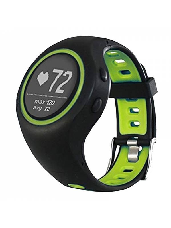 RELOJ SMARTWATCH BILLOW XSG50P ROGP GPS SPORT NEGRO-VERDE
