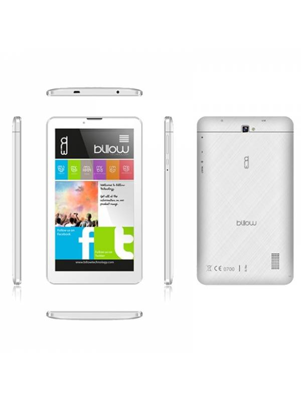 TABLET  7 BILLOW X703W 1GB 8G B IPS 3G ANDROID BLANCA