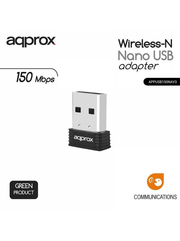 WIRELESS USB  150MPBS APPROX   NANO