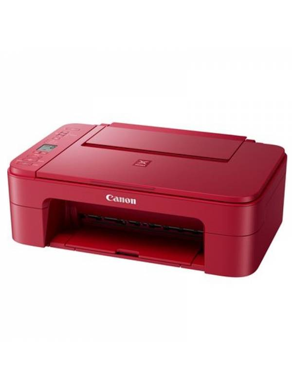 MULTIF. CANON PIXMA TS3352 WIF I, RED , USB ROJA