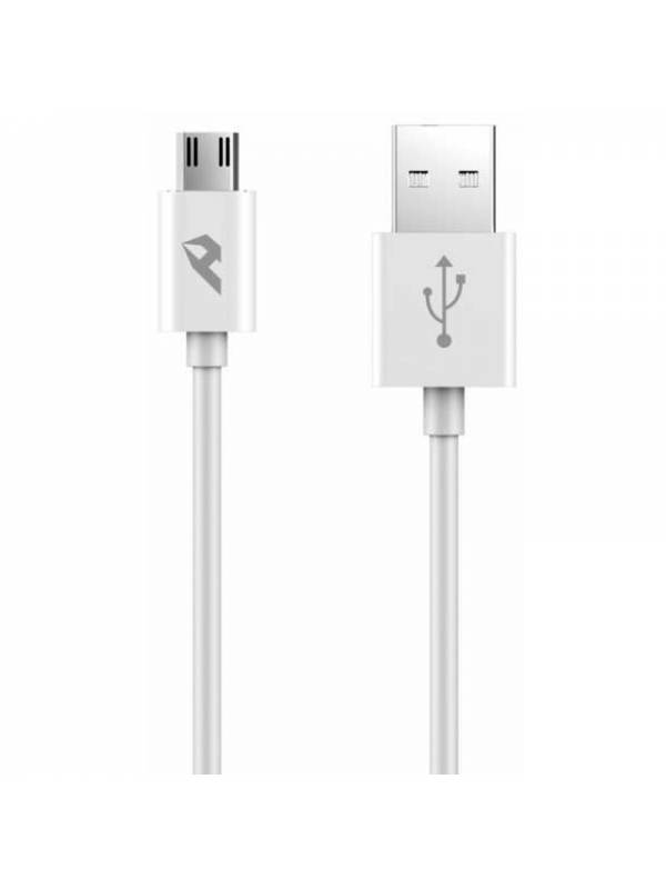 CABLE USB 2.0 TIPO A-MICRO USB  1M NEGRO
