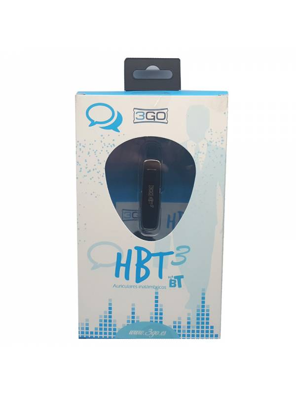 AURI. + MIC BT 3GO HBT3 IN EAR