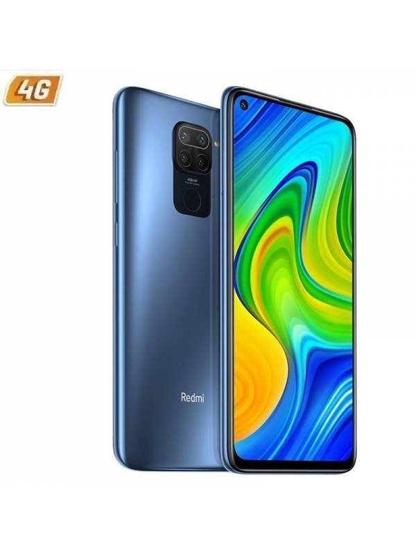 SMARTPHONE 6.53 XIAOMI REDMI  NOTE 9 4GB 128GB MIDNIGHT GREY