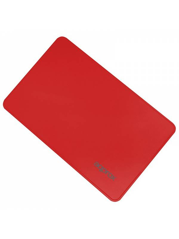 CAJA 2.5 USB 2.0 APPROX ROJA  9.5mm ENCLOSURE HASTA 2TB