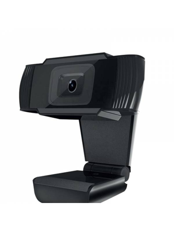 CAMARA WEB APPROX 1080P USB 2   FHD 30FPS + MICRO NEGRO