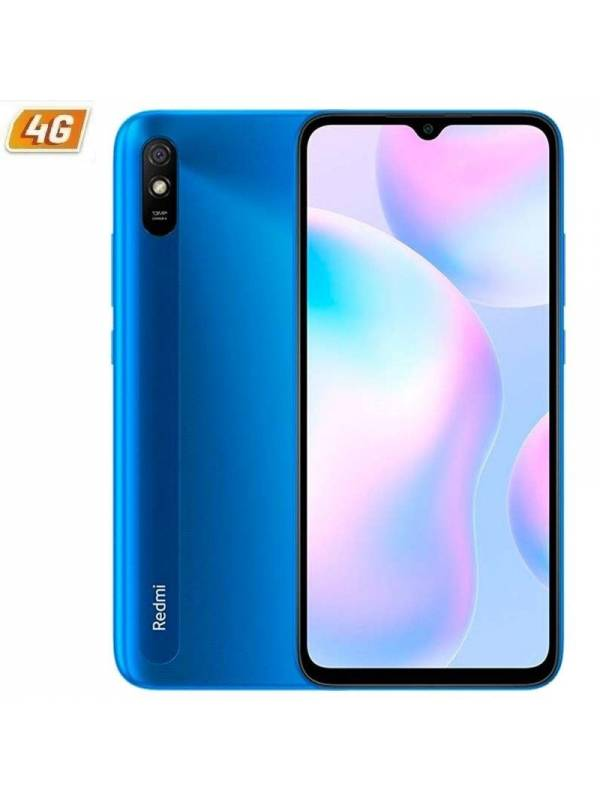 SMARTHONE 6.53 XIAOMI REDMI 9 AT 2GB 32GB AZUL