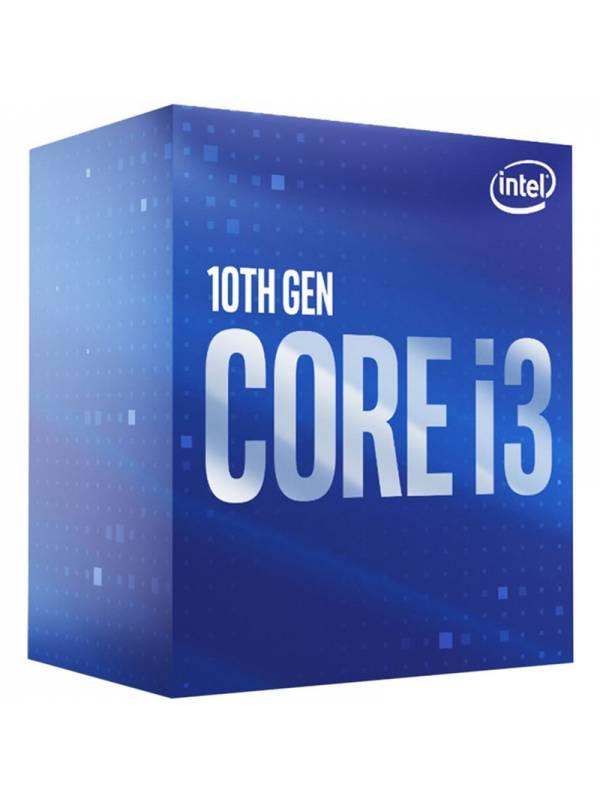 CPU INTEL S-1200 CORE I3-10100  3.6GHz BOX