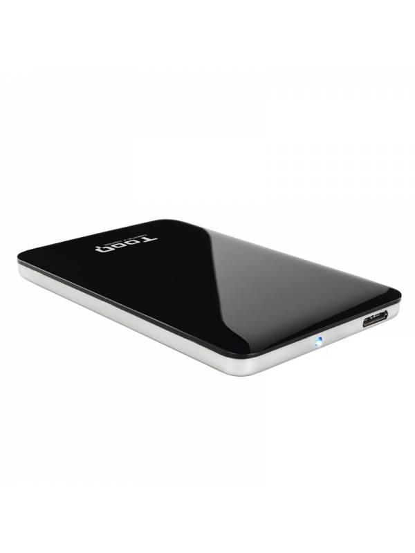 CAJA 2.5 USB 3.03.1 TOOQ     7mm NEGRA
