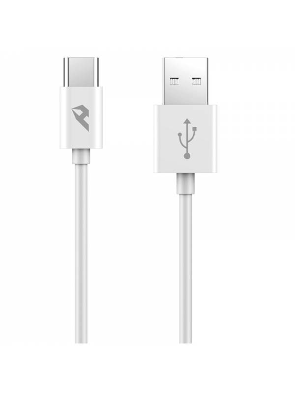 CABLE USB 2.0 TIPO A - TIPO C  1M BLANCO