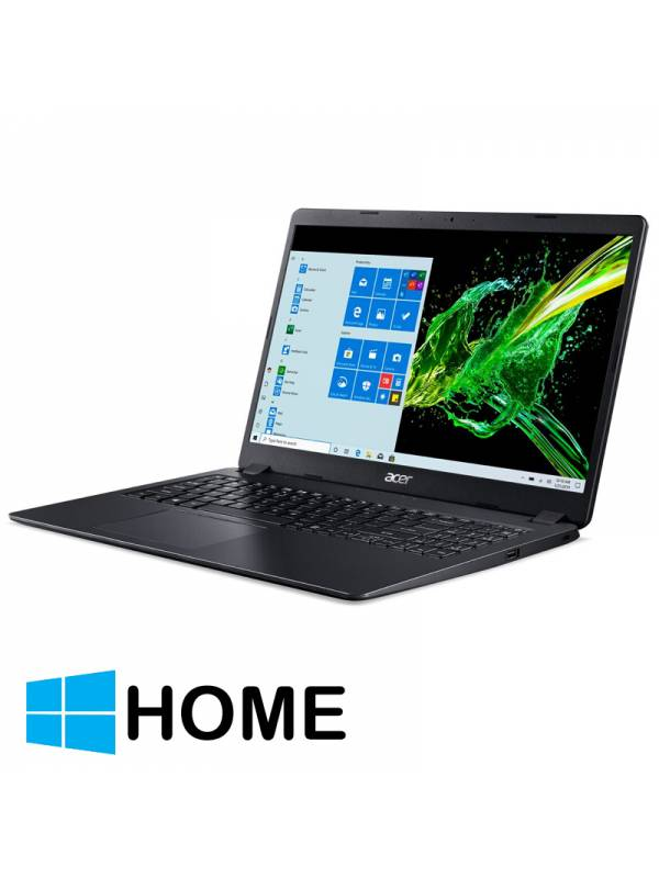 NBH  15.6 ACER   G10 I3-1005G 1 8GB 256GB NVME HOME S NEGRO