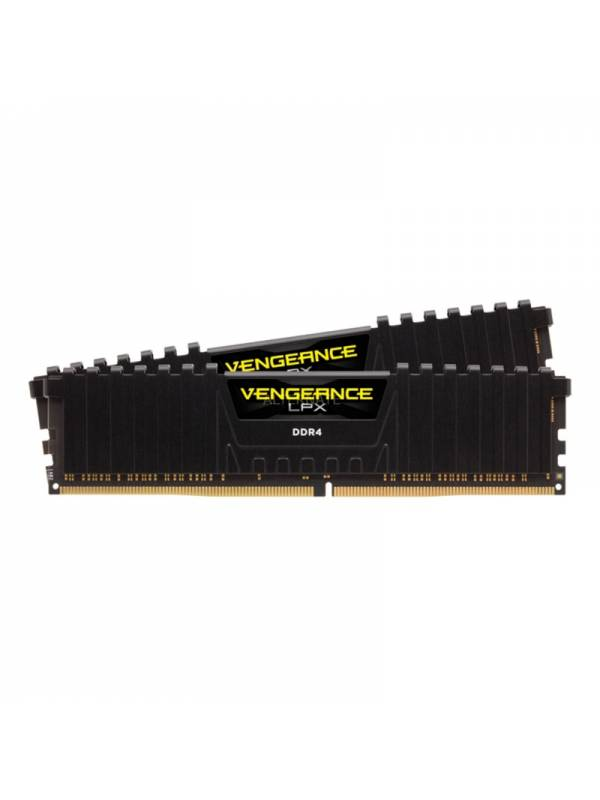 DDR4 32GB 2 X 16GB 3200 MHZ CO RSAIR VENGEANCELPX NEGRO
