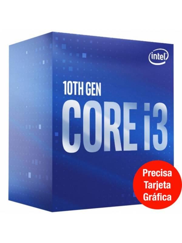 CPU INTEL S-1200 CORE I3-10100 F 3.6GHz BOX