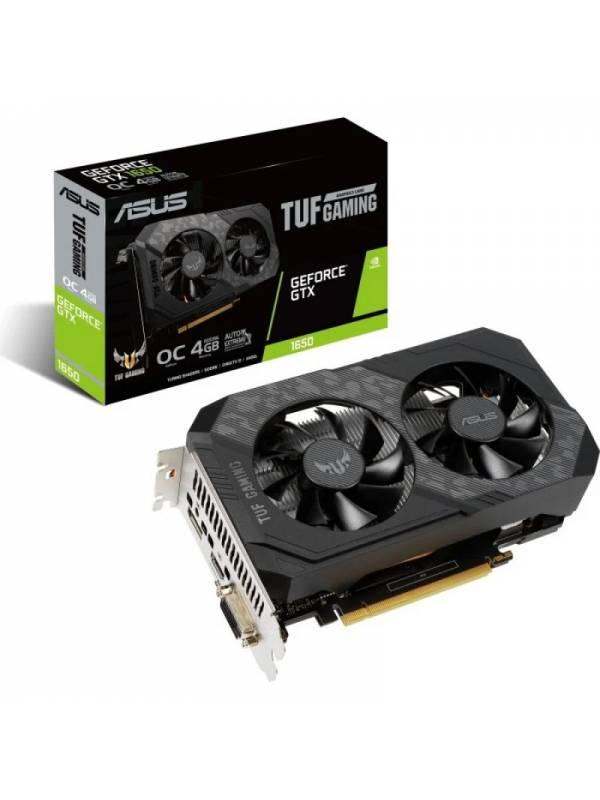 VGA GTX1650  4GB GDDR6 ASUS    TUF GAMING