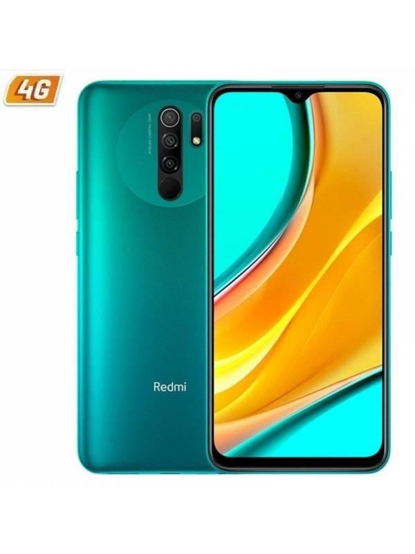 SMARTPHONE 6.53 XIAOMI REDMI  9 4GB 64GB NFC OCEAN GREEN