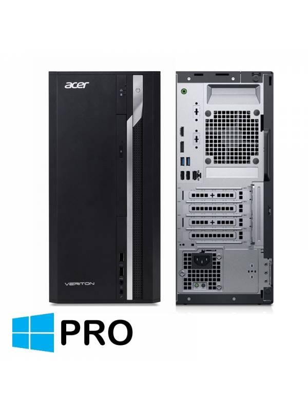 PC ACER VERITON X2665G G9  I3- 9100 8GB 256GB W10 PRO